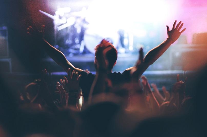 Działalność promotorów muzycznych