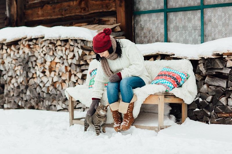 6 łatwych sposobów na przygotowanie domu do zimy