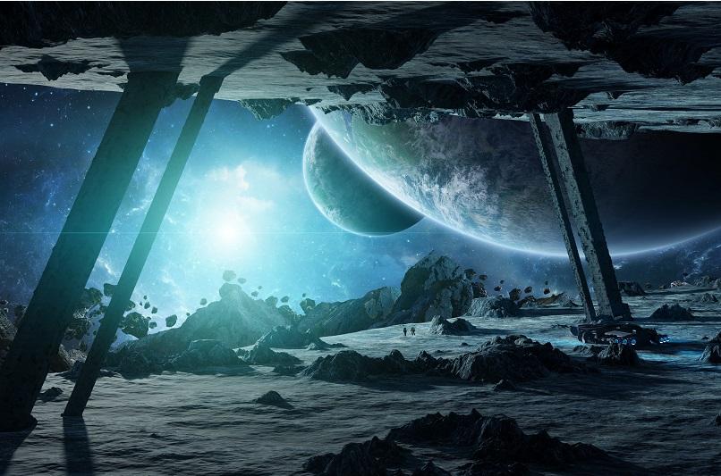 Wewnętrzny konflikt. Space Opera.