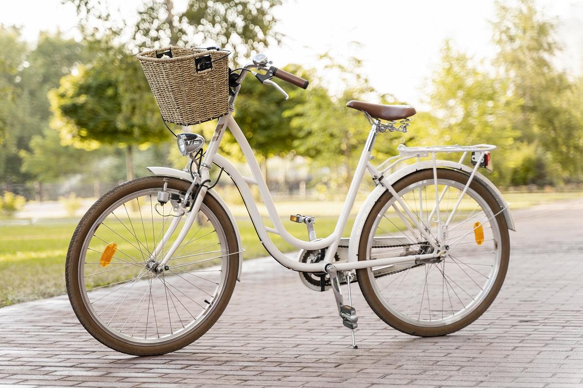 Akcesoria do roweru miejskiego
